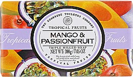 "Духи, Парфюмерия, косметика Мыло ""Манго и маракуйя"" - The Somerset Toiletry Co. Tropical Fruits Soap"