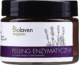 Духи, Парфюмерия, косметика Ферментный пилинг для лица - Biolaven Organic