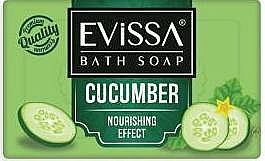 "Туалетное мыло ""Огурец"" - Evissa Beauty Bath"