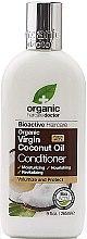 Духи, Парфюмерия, косметика Кондиционер для волос с кокосовым маслом - Dr. Organic Virgin Coconut Oil Conditioner