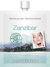 Духи, Парфюмерия, косметика Крем для лица - Terractive Zanzibar Moisturizing Day Cream