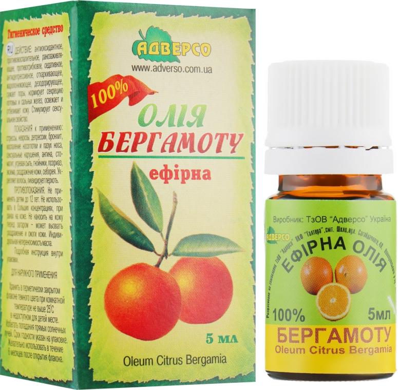 """Эфирное масло """"Бергамота"""" - Адверсо"""