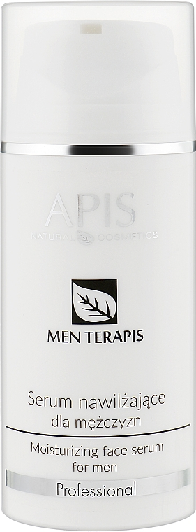 Увлажняющая сыворотка для мужчин - Apis Professional Men Terapis Moisturizing Face Serum For Men