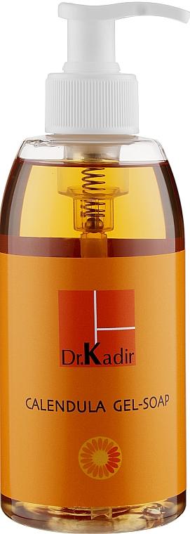 """Гель для очищения кожи лица и шеи """"Календула"""" - Dr. Kadir Cleaners and Tonic Calendula Gel-Soap"""