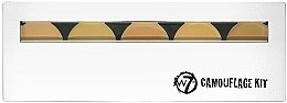 Духи, Парфюмерия, косметика Консилер для лица - W7 Camouflage Concealer Kit