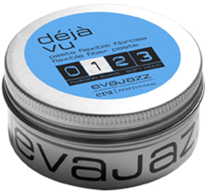 Паста з м'якою фіксацією для природньої укладки волосся - Eva Professional Evajazz Deja Vu Paste — фото N1