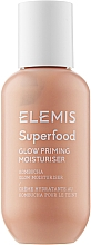 Духи, Парфюмерия, косметика Увлажняющий крем для лица - Elemis Superfood Glow Priming Moisturiser