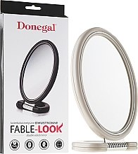 Духи, Парфюмерия, косметика Зеркало двустороннее, 9503, белое - Donegal Mirror
