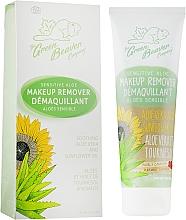 Духи, Парфюмерия, косметика Средство для снятия макияжа с алоэ, для чувствительной кожи - Green Beaver Sensitive Aloe Makeup Remover