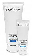 Духи, Парфюмерия, косметика Терракотовая глиняная маска для лица - Nannic Cleansing Care Terracotta Clay Mask