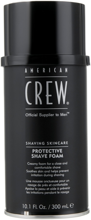 Пена для бритья - American Crew Shaving Skincare Protective Shave Foam