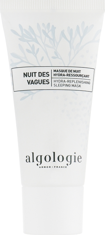 Наполняющая влагой ночная маска - Algologie Hydra Plus Hydra-Replenishing Sleeping Mask