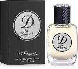 Духи, Парфюмерия, косметика Dupont So Dupont Pour Homme - Туалетная вода