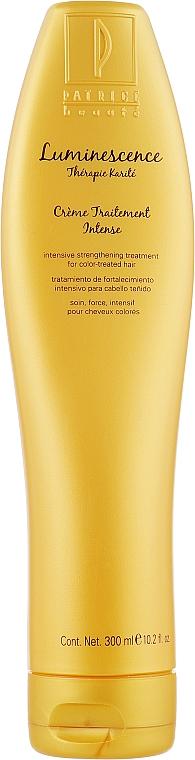 Интенсивный крем-кондиционер для окрашенных волос - Patrice Beaute Creme Traitement Intense