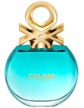 Духи, Парфюмерия, косметика Benetton Colors De Benetton Blue - Туалетная вода (тестер без крышечки)