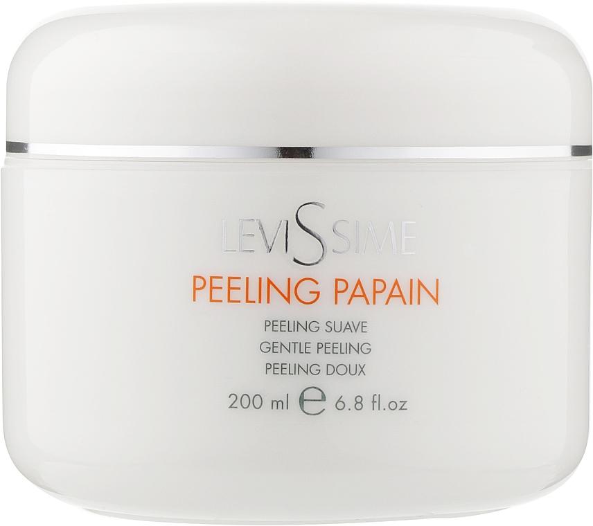 Пилинг с папаином для лица и тела - LeviSsime Peeling Papain