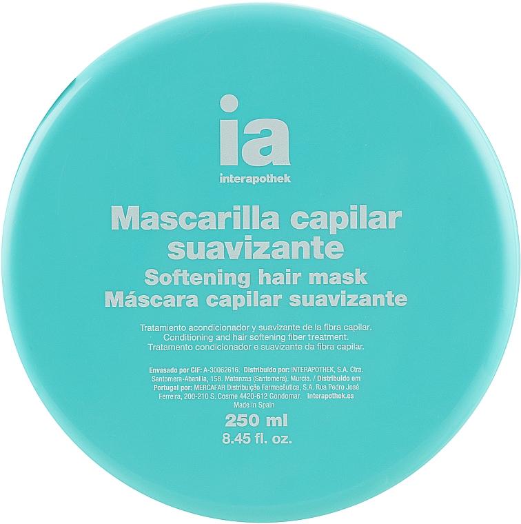 Маска для укрепления и защиты волос - Interapothek Mascarilla Capilar Suavizante
