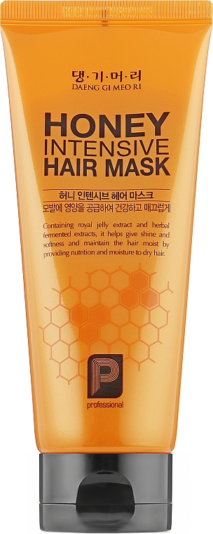 Интенсивная медовая маска для волос - Daeng Gi Meo Ri Honey Intensive Hair Mask
