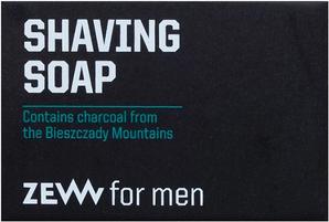 Натуральное твердое мыло для бритья - Zew Shaving Soap