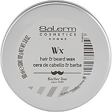 Духи, Парфюмерия, косметика Воск для волос, бороды и усов - Salerm Homme Hair and Beard Wax