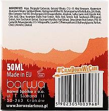 Духи, Парфюмерия, косметика Антибактериальный крем для лица - Barwa Anti-Acne Antibacterial Face Cream