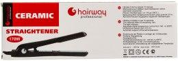 Утюжок для волос - Hairway Ceramic Straightener — фото N2