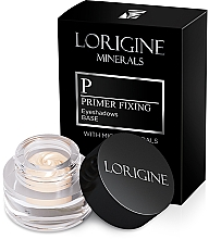 Духи, Парфюмерия, косметика Основа под тени - Lorigine Minerals Primer Fixing Eyeshadows Base