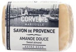"""Духи, Парфюмерия, косметика Прованское мыло """"Сладкий миндаль"""" - La Corvette Provence soap Sweet almond"""