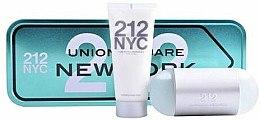 Духи, Парфюмерия, косметика Carolina Herrera 212 NYC Gift Set - Набор (edt/100ml + b/lot/100ml)