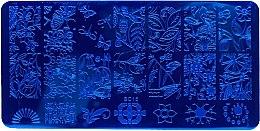 Духи, Парфюмерия, косметика Пластина для стемпинга - Tufi Profi BC-15
