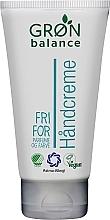 Духи, Парфюмерия, косметика Крем для рук - Gron Balance Hand Cream
