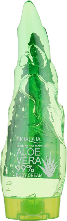 Увлажняющий гель для лица и тела - Bioaqua Aloe Vera 99% Soothing Gel