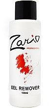 Парфумерія, косметика Рідина для зняття гель-лаку - Zario Professional Gel Remover
