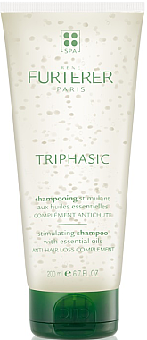 Шампунь против выпадения волос - Rene Furterer Triphasic Anti-Hair Loss Ritual Shampoo