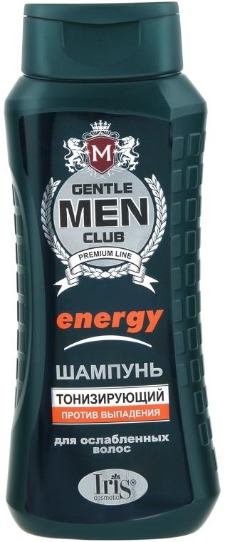 "Шампунь ""Energy"" тонизирующий - Iris Cosmetic Gentlemen Club"