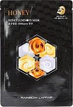 Духи, Парфюмерия, косметика Маска для лица с медом - Rainbow L'Affair Honey Mask