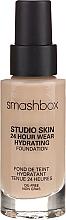 Духи, Парфюмерия, косметика Тональная основа - Smashbox Studio Skin 24 Hour Wear Hydrating Foundation