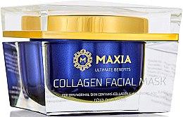 Духи, Парфюмерия, косметика Коллагеновая маска для лица - Maxia Ultimate Collagen Facial Mask