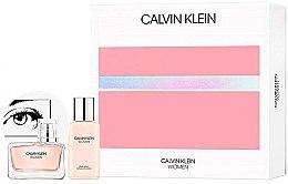 Духи, Парфюмерия, косметика Calvin Klein Women - Набор (edp/50ml + lot/100ml)