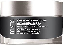 Духи, Парфюмерия, косметика Крем корректирующий мимические морщины - Matis Reponse Corrective Wrinkle Correcting Care