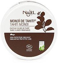 Духи, Парфюмерия, косметика Масло для тела - Najel Tahiti Monoi Sublimating Protective Ca