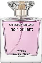 Christopher Dark Noir Brillant - Парфумована вода — фото N1