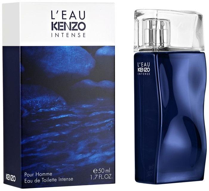 Kenzo L'Eau Kenzo Intense Pour Homme - Туалетная вода