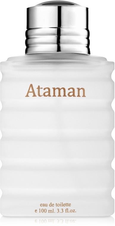 Aroma Parfume Kazaky Ataman - Туалетная вода