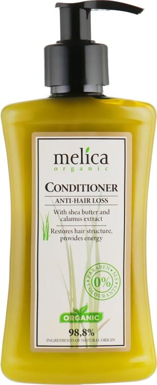 Бальзам-кондиционер против выпадения волос - Melica Organic Anti-Hair Loss Conditioner