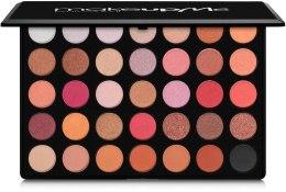Духи, Парфюмерия, косметика Профессиональная палитра теней 35 цветов, F35 - Make Up Me