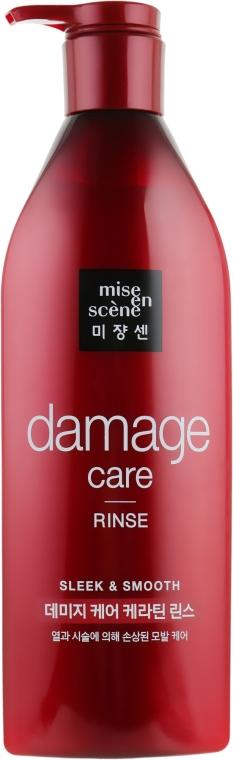 Кондиционер для поврежденных волос - Mise En Scene Damage Care Rinse