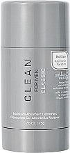 Духи, Парфюмерия, косметика Clean Clean For Men Classic - Дезодорант