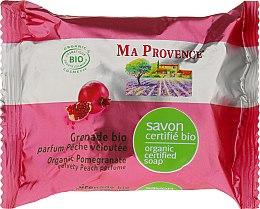 Духи, Парфюмерия, косметика Био-органическое мыло с ароматом граната - Ma Provence Organic Soap