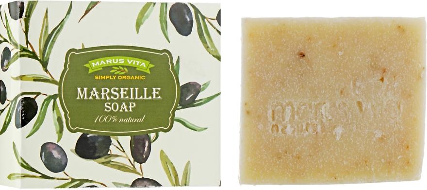 "Мыло ""Марсельское"" - Marus Vita Olive Soap"